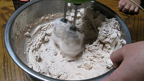 手作りケーキ3