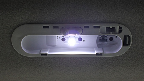 室内灯10