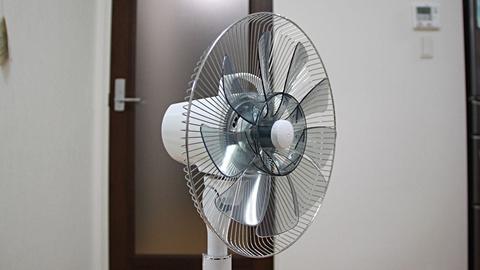 扇風機17