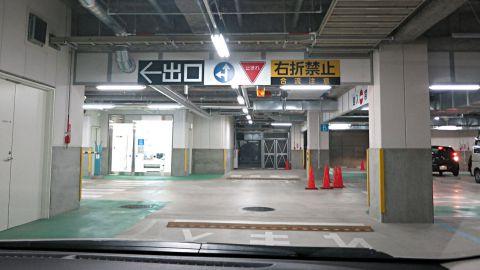 駐車場18