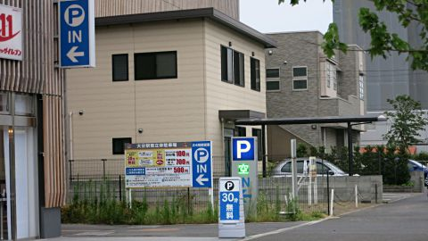 駐車場36