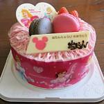 プリンセスケーキ1